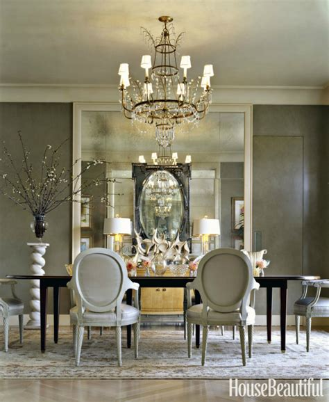 secrets  decorating  dining room mirrors dining