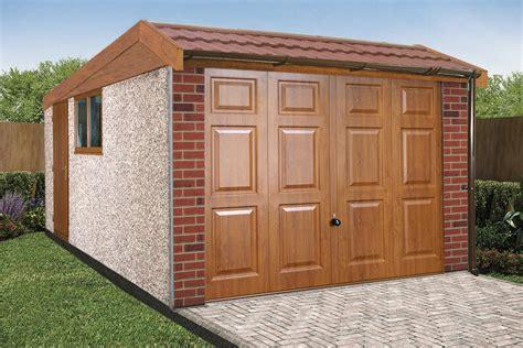 Deluxe Garage Range   Concrete Garages   Precast Garages ...