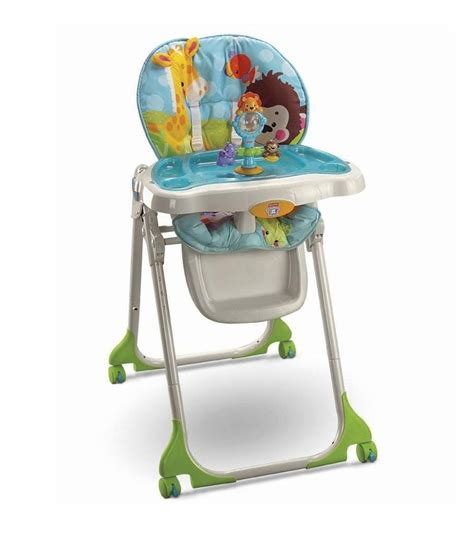 fisher price precious planet high chair p3325