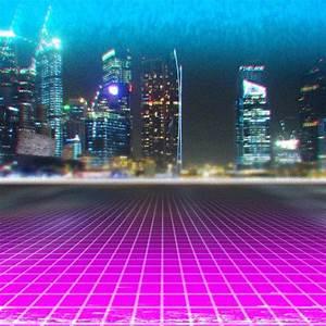 Pixel8or Retrofuturism Pinterest