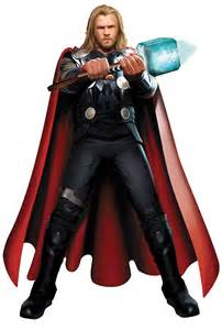 Marvel Le Thor by Thor Png Transparent Images Png All