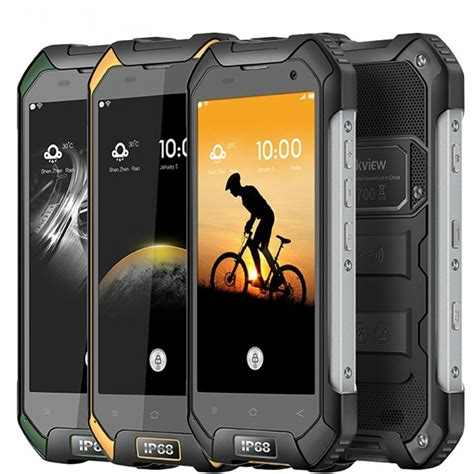 smartphone android 6 blackview bv6000s 4 7 quot 4g smartphone android 6 0 waterproof 2gb 16gb ebay