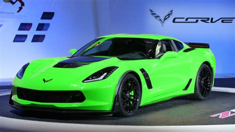 2015 Corvette C7 Zo6