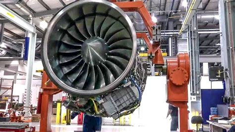 How The Ej200, Eurofighter Typhoon's Engine Is Built, From