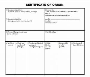 country of origin certificate template uk choice image With manufacturer certificate of origin template