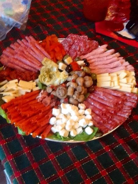 easy antipasti platter recipe