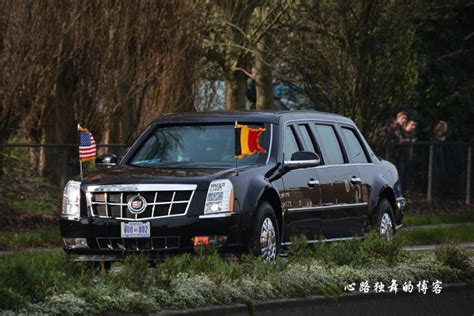 s cadillac the beast is more like thank than car president obama s armored car visits china