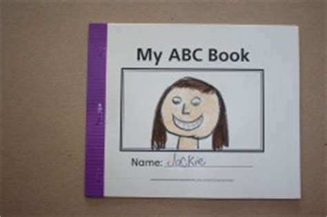 abc book template guided reading k 5 literacy connections