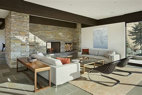 construire un ilot central cuisine maison bois et contemporaine par marmol radziner