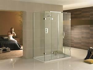 Receveur Salle De Bain : salle de bains design avec douche italienne photos conseils ~ Melissatoandfro.com Idées de Décoration