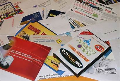 Mail Advertising Wikipedia Junk
