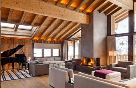 canap駸 modernes contemporains interieur chalet moderne tinapafreezone com