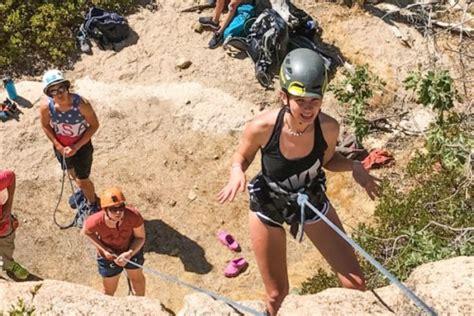 Rock Climbing Classes Climb Every Day