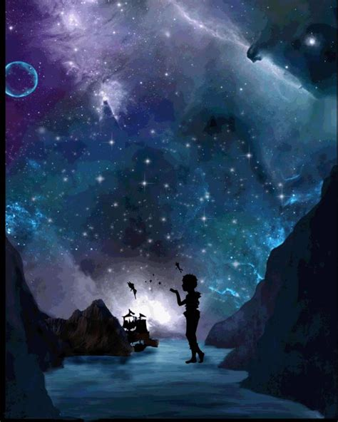 Information About Neverland Peter Pan Wallpaper Yousenseinfo