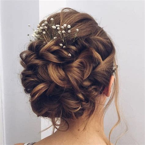 this beautiful updo wedding hairstyle idea you ll love