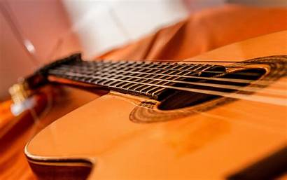 Guitar Awesome Wallpapers Acoustic Desktop