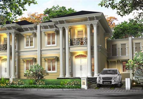 desain rumah gaya eropa desain taman rumah minimalis