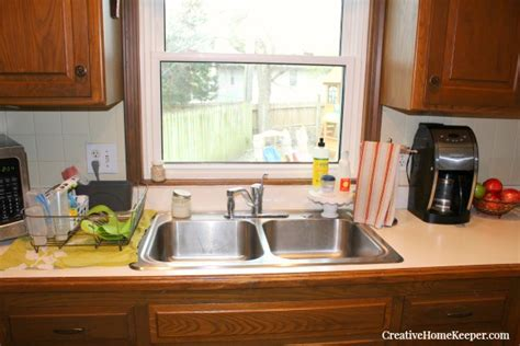 how to organize kitchen counter clutter kitchen counter organization creative home keeper 8769