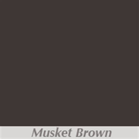 paint color musket brown services seamless gutters myexteriors com