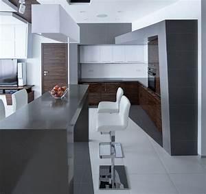 Barras De Cocina De Dise U00f1o Moderno