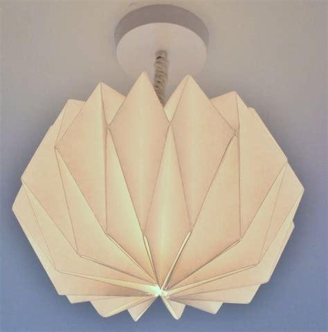 abat jour origami abat jour diy et suspendu en 60 id 233 es