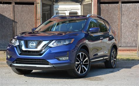nissan rogue review  steve purdy