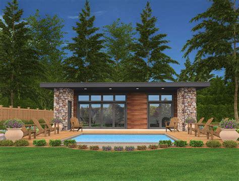neptune barry house plan  modern small house plan  mark stewart