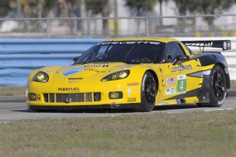 anthony lazzaro robertson racing american lemans series photo