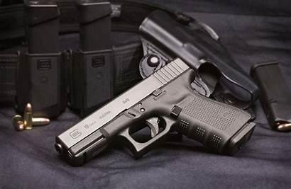 Glock Airsoft Pistol Fbi Pistols Service Glocks