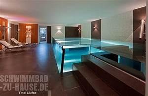 Kosten Schwimmbad Im Haus : trend glaspools schwimmbad zu ~ Markanthonyermac.com Haus und Dekorationen