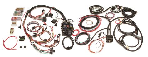 Jeep Computer Wiring Harnes by Painless Wiring 10150 21 Circuit Direct Fit Jeep Cj