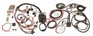 Painless Wiring 10150 21 Circuit Direct Fit Jeep Cj