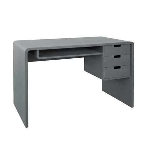 couleur gris bureaux achat bureau bureau l65 gris souris laurette pour chambre enfant