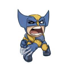 Wolverine Marvel Chibi