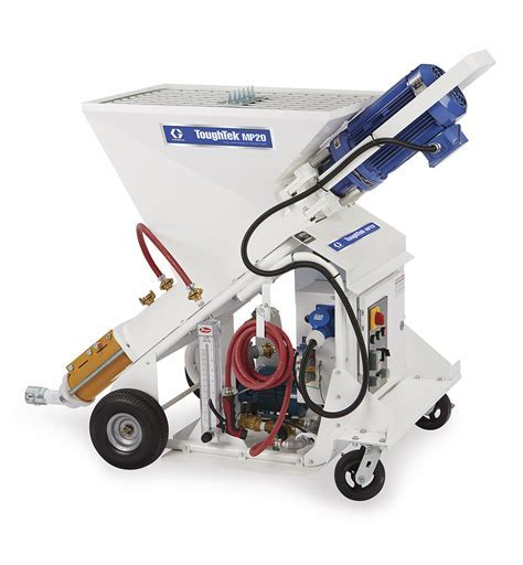 ToughTek MP20 and MP40 Mixing Pump for Self Leveling
