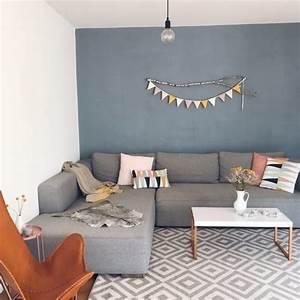 Alpina Feine Farben Ruhe Des Nordens : unser skandinavisches wohnzimmer einfache dekoideen sarahplusdrei ~ Watch28wear.com Haus und Dekorationen