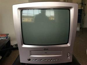 14 U0026quot  Lg Television Tv And Video Recorder Combination Vhs