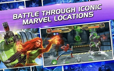 marvel contest  champions mod apk  unlimited