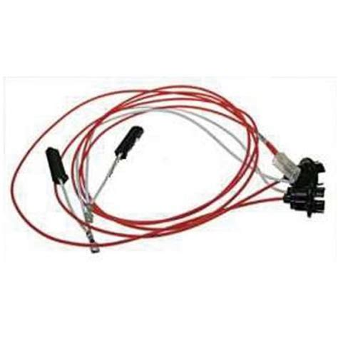 1969 Chevelle Wiring Harnes by Chevelle Courtesy Light Wiring Harness Dash 1969 1970