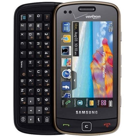 used verizon cell phones for samsung sch u960 excellent used verizon cell phone