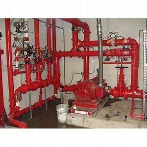 Fire Pump Room Installation Service In Kuber Nagar  Ahmedabad  Dev Enterprise