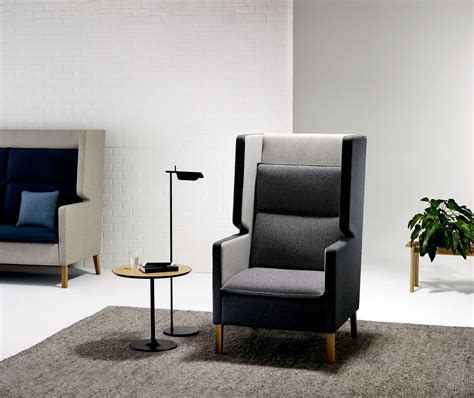 Amory high back arm chair a comfortable and soft armchair that features a long backrest for even more convenience. Home 1 High Back Armchair   Stylecraft   Lounging ...