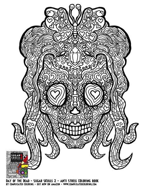 Day Of The Dead Masker Kleurplaat by Inspirerende Kleurplaten Voor Volwassenen Liefde Krijg