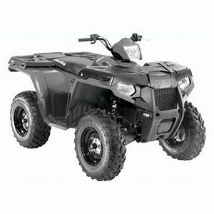 Polaris 400 And 500 Sportsman  2012