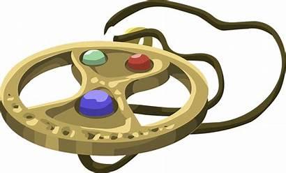 Artifact Clipart Clip Pendant Magical Medallion Necklace