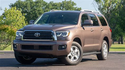 toyota sequoia review youre