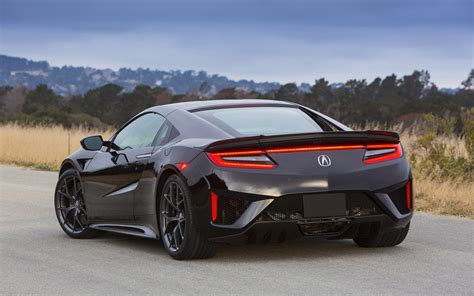2017 acura nsx serious wheels