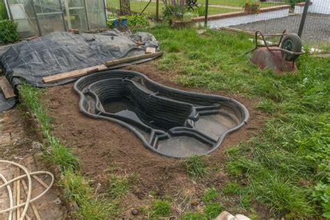 Construire Un Bassin Ou Installer Une Coque Préformée