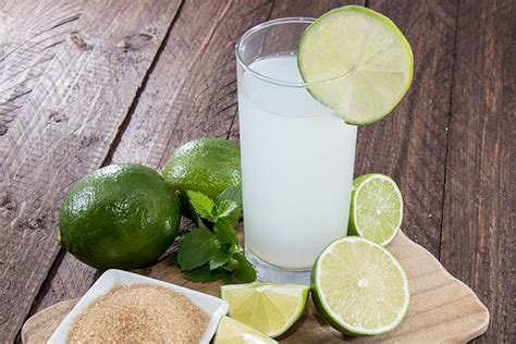 is it safe to drink lime juice during pregnancy