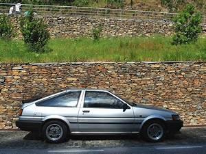 Roubado  Toyota Corolla Twin Cam  Ae86  De 1987  Rp